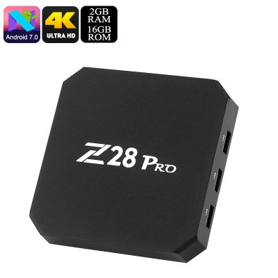 Z28 Pro Android TV Box