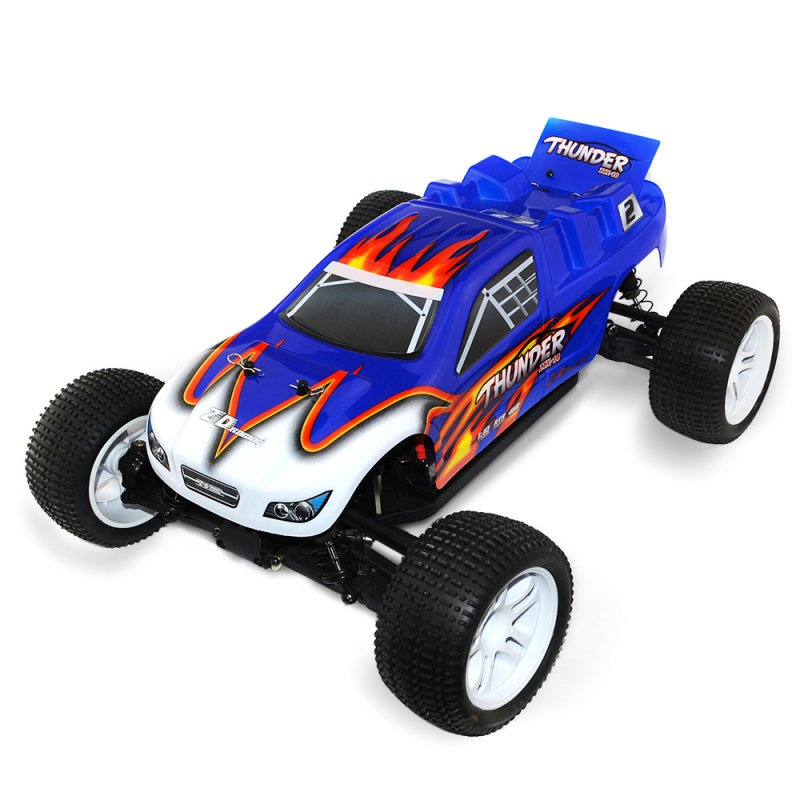 ZD Racing 9104 Brushless Thunder ZTX-10 1/10 2.4G 4WD RC Car blue