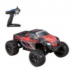 ZD Racing 9106 S 1 10 Thunder 2 4G 4WD Brushless 70KM h Racing RC Car Monster Truck RTR Toys Red black
