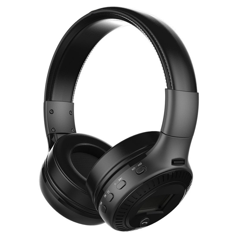 Original ZEALOT B19 Bluetooth Headphones - Black