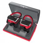 ZEALOT H10 TWS Wireless Earbuds Black red