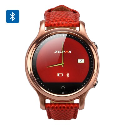ZGPAX S360 Smart Watch (Gold)