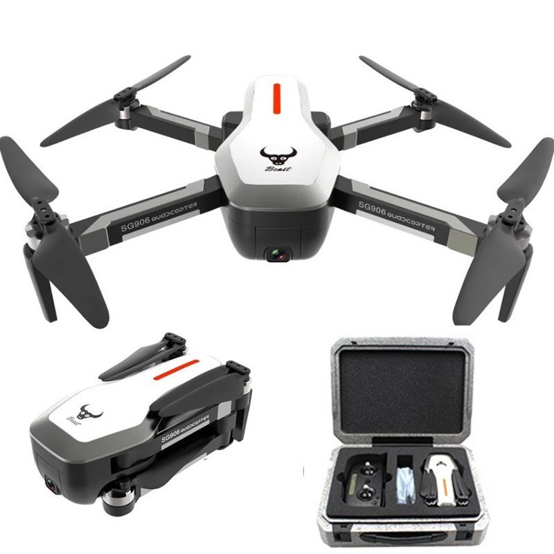 ZLRC Beast SG906 5G Wifi GPS FPV Drone with 4K Camera and EPP suitcase 1 battery