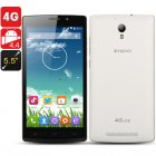 ZOPO C5 4G Smartphone has a 5 5 Inch 960x540 Capacitive Screen  MTK6582M Quad Core CPU  1GB RAM  and Android 4 4 operating system