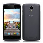 ZOPO ZP580 Dual Core Phone has a 4 5 Inch 960x540 Capacitive Screen  MTK6572 1 3GHz CPU  4GB ROM  3G and an Android 4 2 operating system