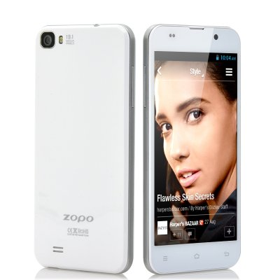 ZOPO ZP980 5 Inch Android Phone (W)