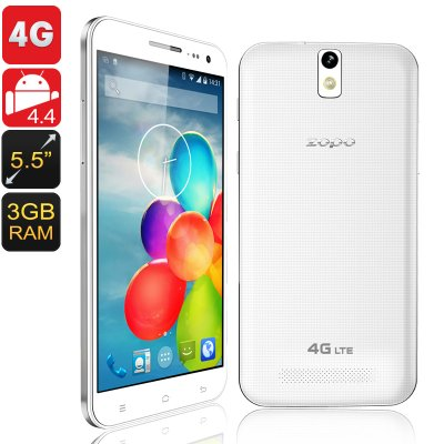 ZOPO ZP999 4G Phone (White)