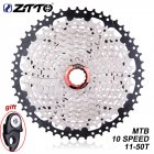 ZTTO 10 Speed 11-50T MTB Mountain Bike Cassette Freewheel Bicycle Parts 10s 11-50t