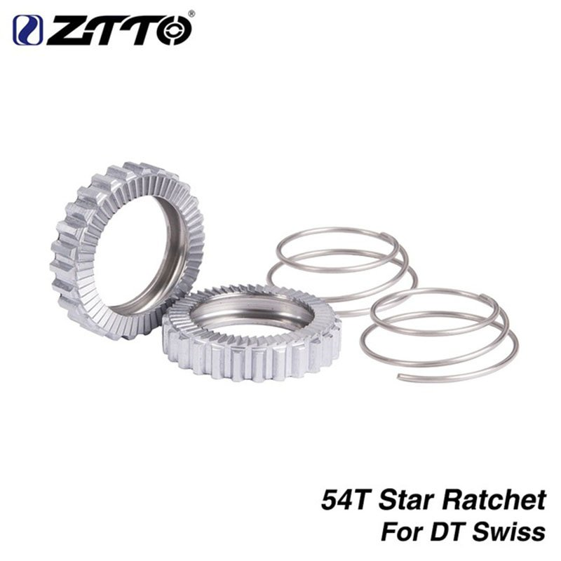 ZTTO MTB Bicycle Hub Service Kit Star Ratchet Hub Parts Mountain Bike Accessories 54T_Free size