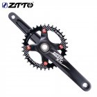 ZTTO Mountain Bike Bicycle Left Right Crank Chain Wheel Axis ZTTO crank set +34T disc