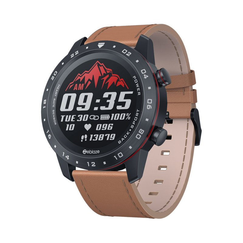 Zeblaze NEO 2 Smartwatch Bluetooth 5.0 Health Fitness Waterproof IP67 Sport Smart Watch Orange