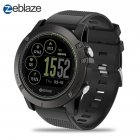 Zeblaze VIBE3 HR IP67 Smartwatch - Black