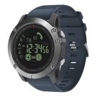 Zeblaze VIBE3 Rugged Smartwatch - Blue