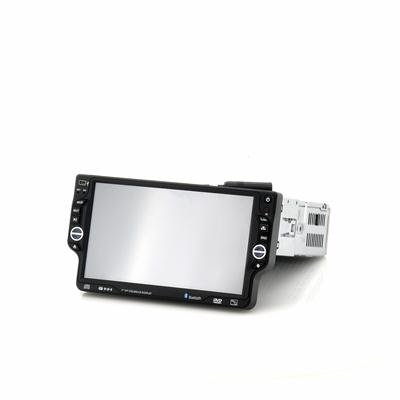 7 Inch Car DVD Player 1DIN - Piranha