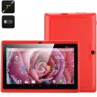 Android 4.4 Tablet PC 'Orion' (Red)
