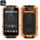 Rugged IP68 Android Smartphone 'T3S' (Orange)