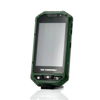 3.5 Inch Rugged Smartphone - Viridion (G)