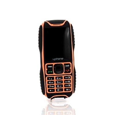 Uphone U3A IP67 Rugged Phone (Orange)