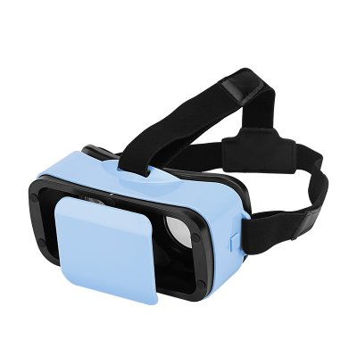 VR 3D Glasses (Blue)