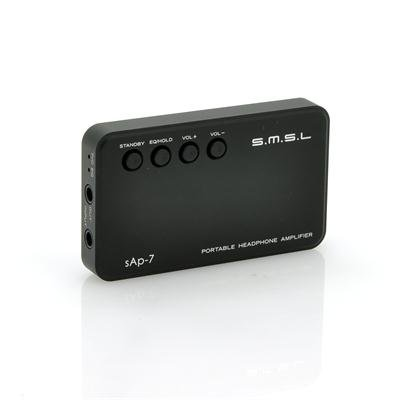 Portable Headphone Amplifier - SAP-7