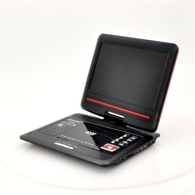 Portable Swivel Screen DVD Player
