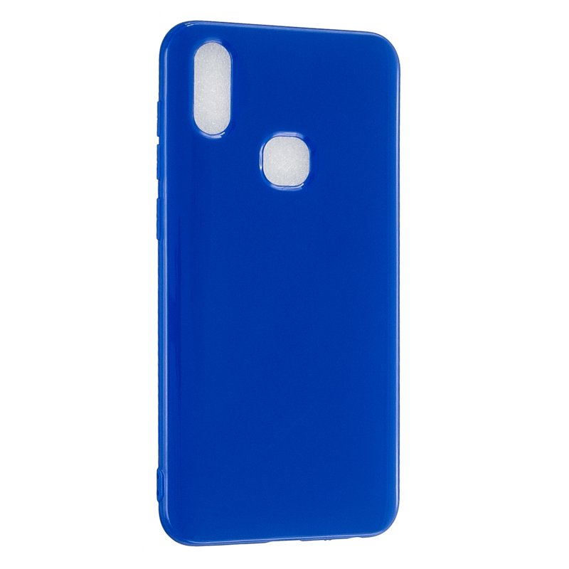 for VIVO Y17/Y3 / Y91/Y95/Y93 Thicken 2.0mm TPU Back Cover Cellphone Case Shell dark blue