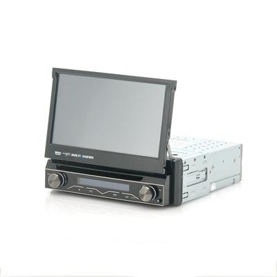 1 DIN Car DVD Player w/ GPS - Starsound