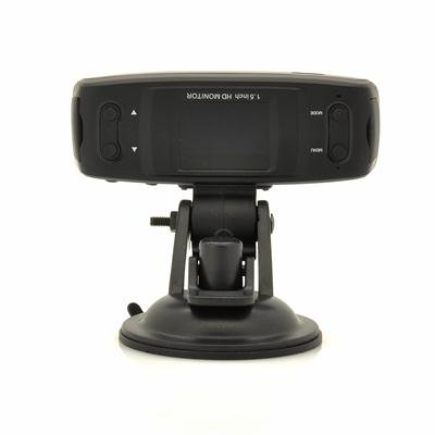 HD Car DVR With G-Sensor + Wide Angel Lens