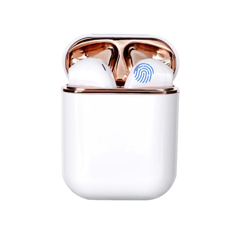 i99 Tws Wireless Headphone Rose Gold