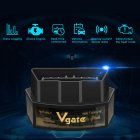 iCar Pro Bluetooth/Bluetooth 4.0 Low Power Smart Sleep OBD2 Car Detector for Vgate  As shown
