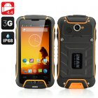 iMAN V3 Android 4 4 Rugged Phone has a 4 Inch OGS Screen  a Quad Core CPU as well as being Waterproof  Dust Proof and Shockproof