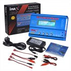 iMAX B6 80W 6A Battery Charger Lipo NiMh Li-ion Ni-Cd Digital RC Balance Charger Discharger  EU plug