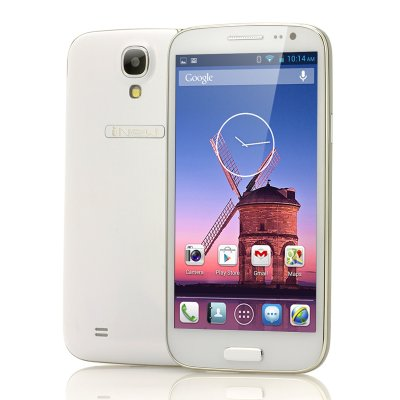 5 Inch Android 4.2 Mobile Phone - iNew M2 (W)