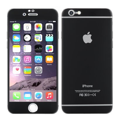 iPhone 6, 4.7 Inch Protective Cover (Black)