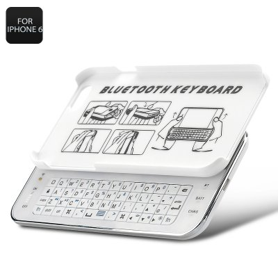 iPhone 6 Slide-out Bluetooth Keyboard