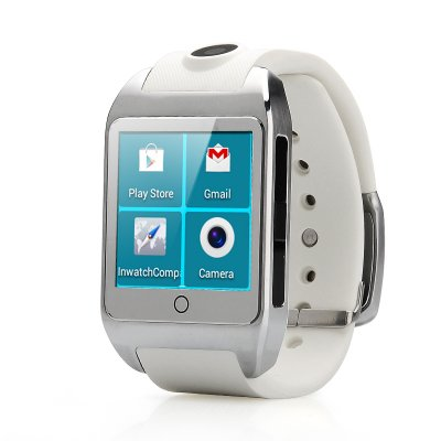 inWatch Z Watch Phone (White)