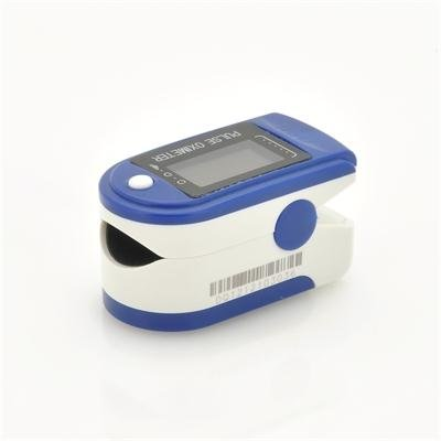 Fingertip Pulse Oximeter w/ OLED Display