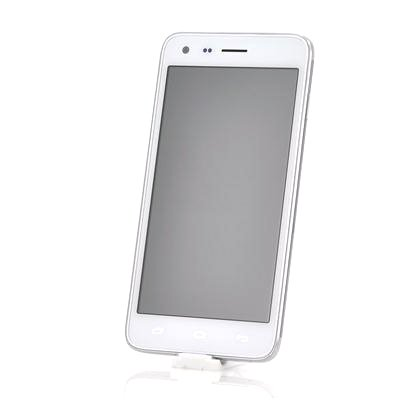 Catte CT300 5 Inch Android Smartphone (White)