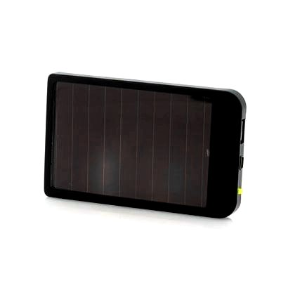 Solar 2600mAh Power Bank Gadget Charger