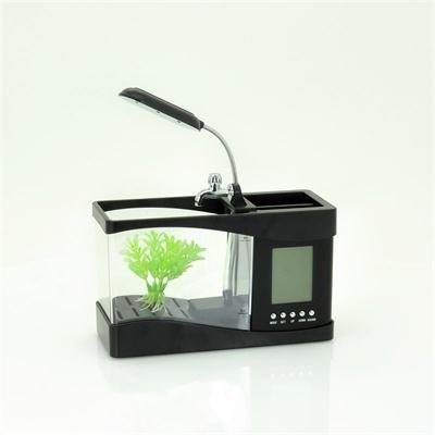 USB Fish Tank with LED Lamp - Tanko