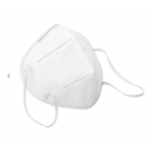 kn95 Protective Mask Built in Adjustable Nose Clip Dustproof Antifoam Flu Proof Mask 1pcs