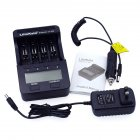 liitokala lii-500 LCD Display 18650/26650 Speedy Rechargeable Lithium Battery Charger  US regulations
