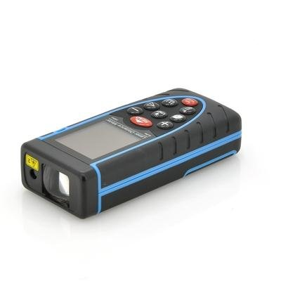 100m Laser Distance + Area + Volume Reader