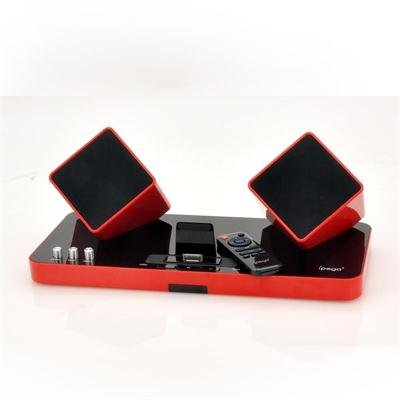 iPhone + iPad Wireless Speaker Dock - iPega