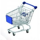 Mini Handcart Shopping Utility Cart