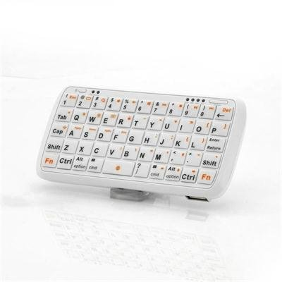 Mini Bluetooth Keyboard with Powerbank (W)