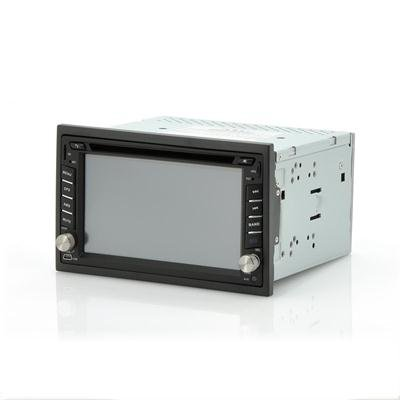 2DIN Car DVD Player with GPS - Gear