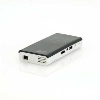 E06S Mini DLP Projector (White)