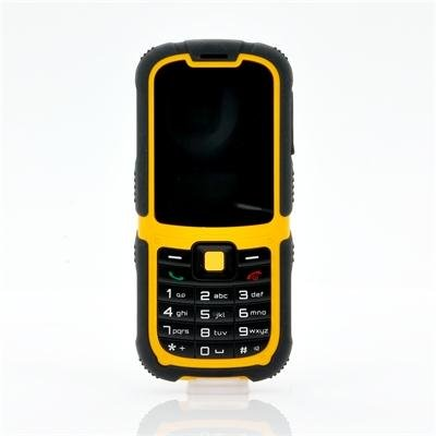 Rugged Dual SIM 4 Band Cell Phone