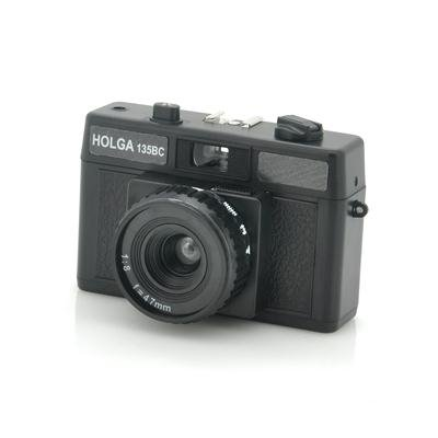 35mm Film Plastic Camera - Holga 135BC